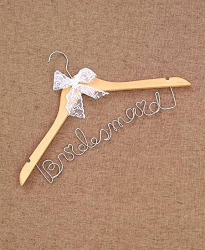 Bridesmaid Decorative Hangers