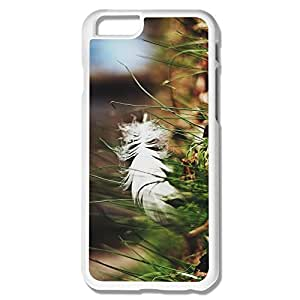 Personalize Geek Bumper Case Feather IPhone 6 Case For Friend