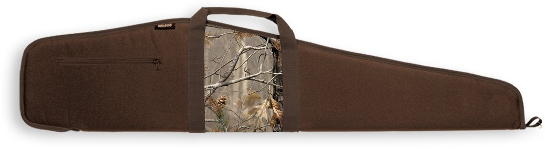 Bulldog Scoped Rifle Case with APHD Camo Panel