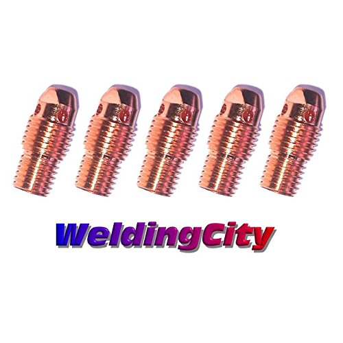WeldingCity 5-pk Collet Body 13N29 (1/8