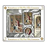 Catholic & Religious Gifts, First Communion Gift Set BOY English
