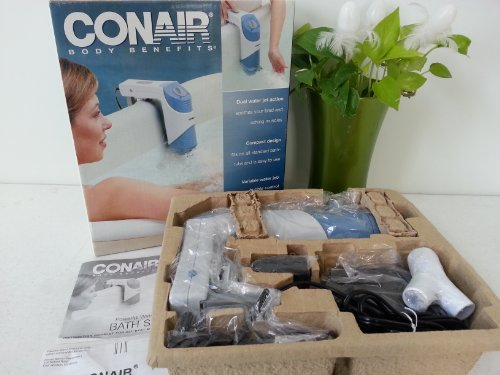 Conair Water Jet Bath Spa by Conair