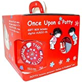 Once Upon A Potty Gift Box With Song Audio Cd