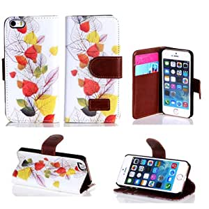 iphone 4 case, iphone 4 leather case, Gotida 4S-G008 Luxury Fashion PU Leather Magnet Wallet Creadit Card Holder Flip Case Cover for iPhone 4 4G 4S