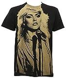 Debbie Harry Men's Subway Slim-Fit T-Shirt L