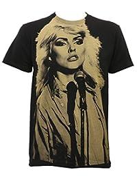 Debbie Harry Men's Subway Slim-Fit T-Shirt