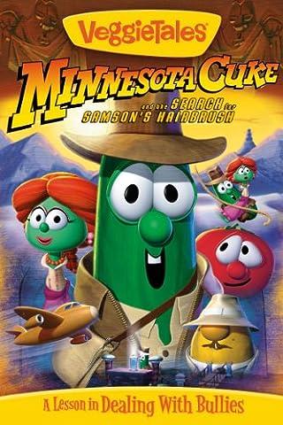 VeggieTales: Minnesota Cuke and the Search for Samson's Hairbrush (Veggie Tales Hairbrush)