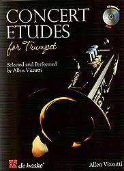 Concert Etudes for Trumpet