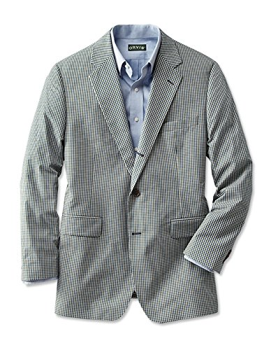 Orvis Wrinkle-free Gingham Sport Coat / Regular, 42