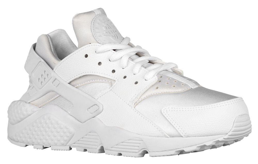 Nike Wmns Air Huarache Run, Zapatillas de Deporte para Mujer 38 EU|Blanco