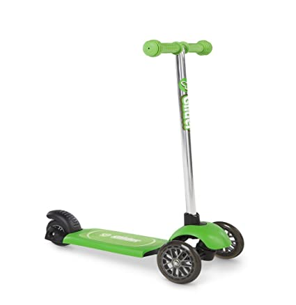 Yvolution Official - Y Glider Neon Green Kids Scooter