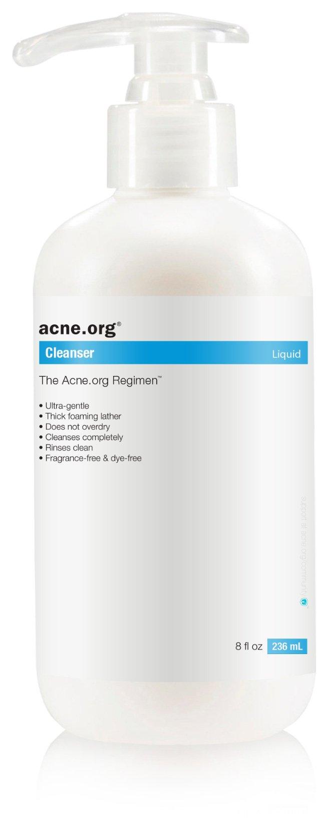 Acne.org 8 oz. Cleanser