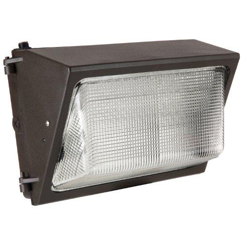 100 Watt Metal Halide Wall Pack Flood Light Fixture - 3