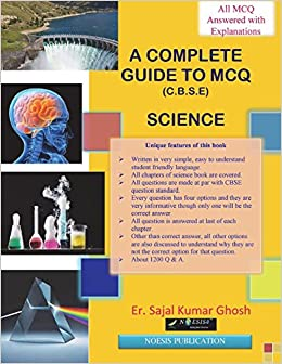 A Complete Guide to MCQ (Science) : CBSE Class 10