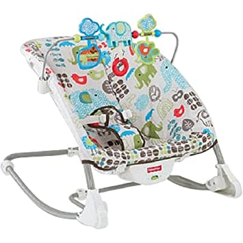 9de8c6de7 Amazon.com   Fisher-Price Deluxe Infant to Toddler Comfort Rocker ...