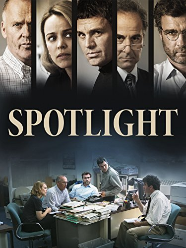 Spotlight (2015) (Movie)