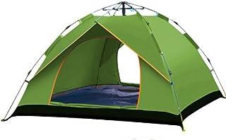 LFFTENT HJHY® Tente, unique équitation pêche tente de pluie pluviale tempête automatique extérieure 210 * 125cm Tente portative