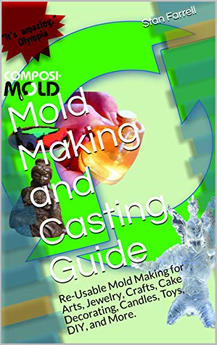 Cheap Arts & Photography mold making and casting guide re usable mold making for