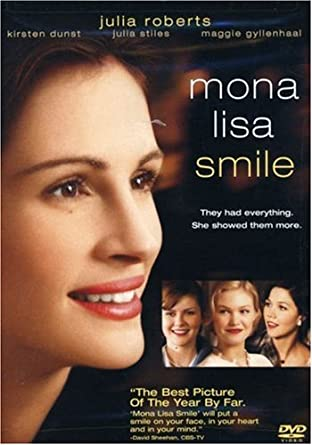 Image result for mona lisa smile