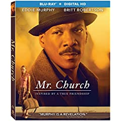MR. CHURCH arrives on Digital HD and On Demand Oct. 21 and on Blu-ray and DVD Oct. 25 from Lionsgate