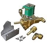 SCOT-12-2907-21 Valve, Water Inlet -120V - Replaces Scotsman 12-2907-21 - SharpTek Supply OEM