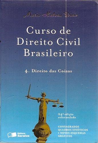 Curso de Direito Civil Brasileiro - Volume 4 - 24ª Ed
