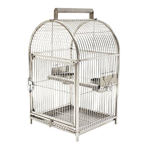 T'pol Costume For Sale (Portable Travel Bird Cage 25