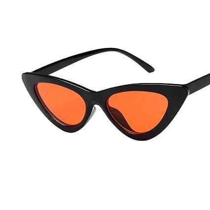 7487c00b9e EDTara Retro Triangle Cat Eye Sunglasses UV400 Clean Vision Glasses Eyewear  Valentine s Day Gift  Amazon.in  Home   Kitchen