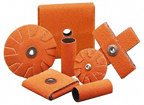 Blaze (8 Ply) 1-1/2 X 1-1/2 X 1/2 60 by Norton Abrasives - St. Gobain
