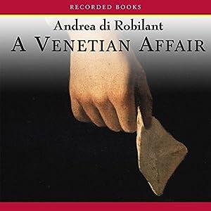 A Venetian Affair Audiobook