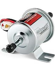 Bravex Universal 12V Low Pressure 2.5-4 PSI Gas Diesel Inline Electric Fuel Pump HEP-02A