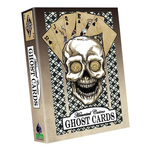 Ghost Card Deck - Haunted Casinos Ghost Cards, Playing Cards Deck
