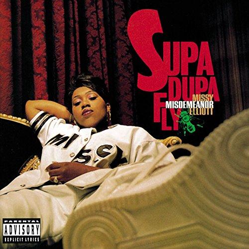 Missy Elliott - Supa Dupa Fly [Explicit Content] (2PC)