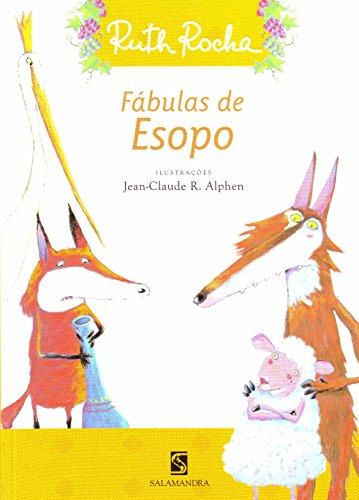 Livro: Fábulas de Esopo 1