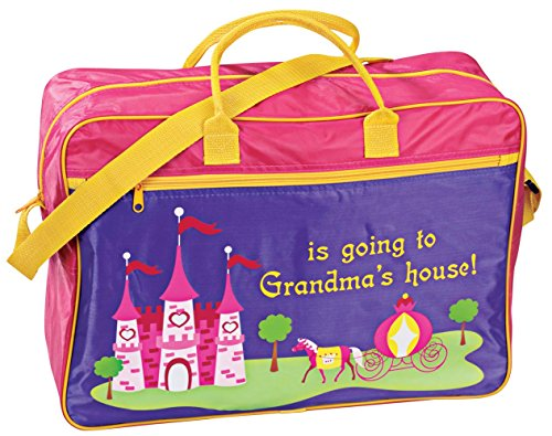 Personalized Girls Going Grandmas Tote