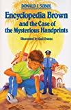 img - for Encyclopedia Brown and the Case of the Mysterious Handprints book / textbook / text book