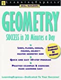Geometry Success in 20 Minutes a Day, Debbie Thompson, 1576852776