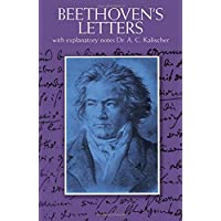 BEETHOVENS LETTERS REV/E (Dover Books on Music)