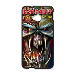 Iron Maiden For HTC One M7 Csae protection phone Case FXU15388