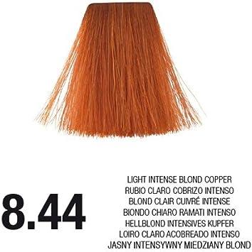 Tintura de crema postquam Linea Essential Color 8.44 Rubio ...