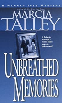 Unbreathed Memories: A Hannah Ives Mystery (Hannah Ives Mysteries) 0739412019 Book Cover