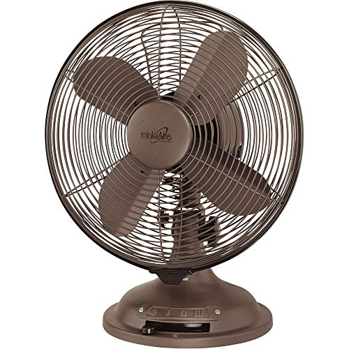 Minka Aire F300-ORB Oil Rubbed Bronze Portable Fan ()