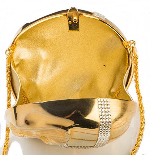 Beoni Lucia Women's Cross-Body Bag Elephant - more-bags