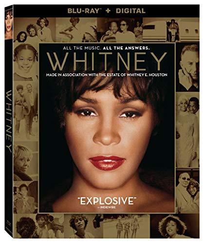 Blu-ray : Whitney (Digital Copy, Widescreen, AC-3, Digital Theater System, Subtitled)