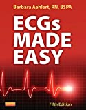 ECGs Made Easy, Barbara Aehlert, 0323170579