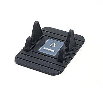 sheshy suave silicona coche teléfono soporte coche salpicadero antideslizante Mat Funda Para Teléfono Para Pantalla Plana