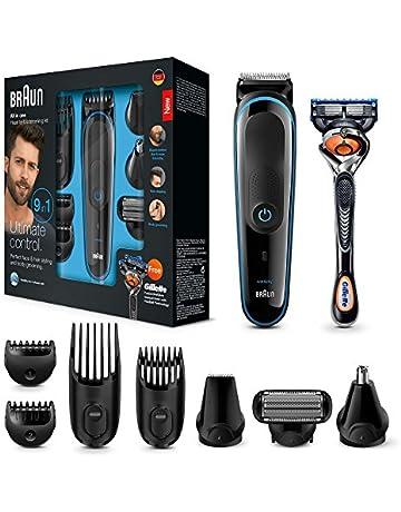 Braun MGK3085 9 en 1 - Recortadora todo en uno: para barba, pequeños detalles