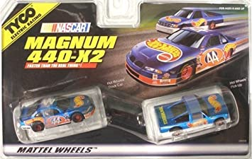 Amazon Com Tyco Electric Racing Nascar Magnum