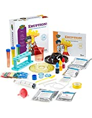 65138aa10 Exploding Volcano Science Kit for kids – 15 Erupting Volcano experiments to  build your own volcano