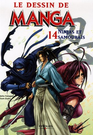 Dessin de manga (le) Vol.14 Broché – 16 novembre 2006 Eyrolles 2212119224 TL2212119224 Comics & mangas